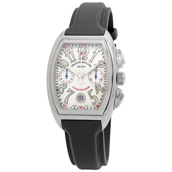 Franck Muller Conquistador White Dial Automatic Watch 8002 CC
