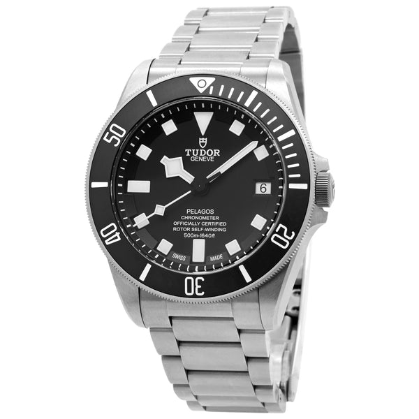 Tudor Pelagos Black Dial Automatic Men's Watch 25600TN