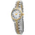 Rolex Datejust White Dial Automatic Women's Watch 6917
