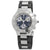Cartier Must 21 Chronoscaph Black Dial Quartz Men's Watch W10125U2