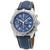 Breitling Crosswind Chronograph Blue Dial Automatic Men's Watch A13355