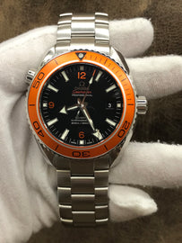 Omega Seamaster Planet Ocean 232.30.46.21.01.002 Black Dial Automatic Men's Watch