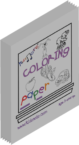 Kids Coloring Pages by Kidznote®