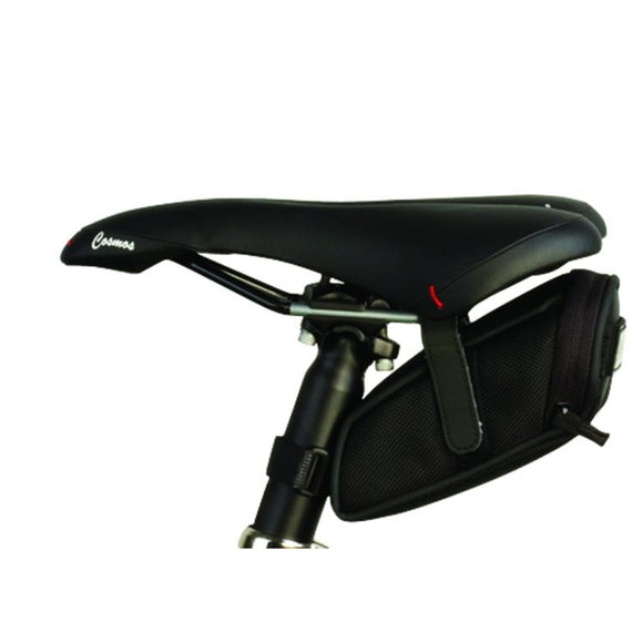 SERFAS SLIMLINE SADDLE BAG - BLACK
