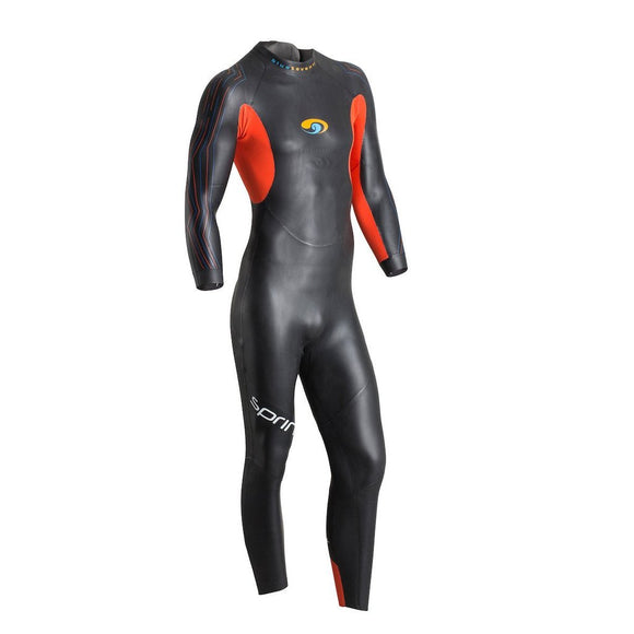 Blueseventy Sprint 2020 Mens Wetsuit + (FREE B70 Tow Float R499)