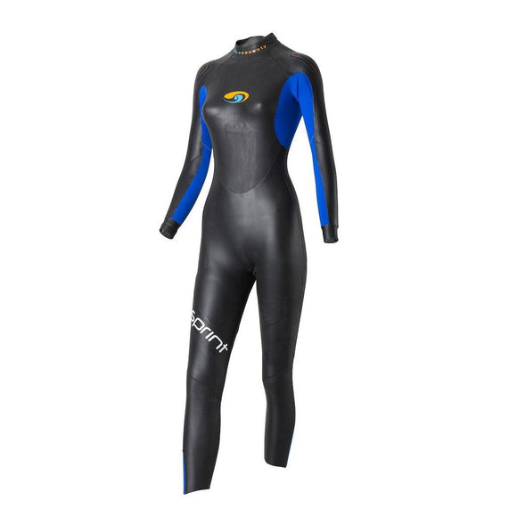 Blueseventy Sprint 2020 Womens Wetsuit + (FREE B70 Tow Float R499)