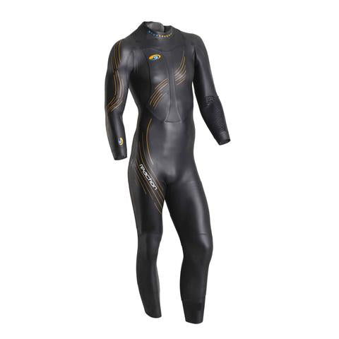 BLUESEVENTY Reaction Mens Wetsuit - 2021 + FREE Buddy Bag