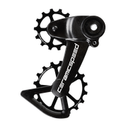 Ceramic Speed OSPWX - SRAM Eagle AXS - Black
