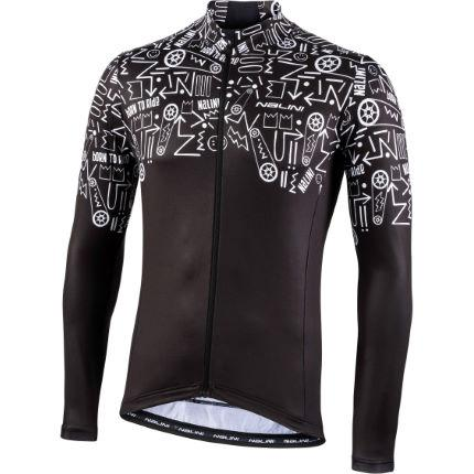 Nalini SQUAW VALLEY 1960 Mid Season Long Sleeve Jersey