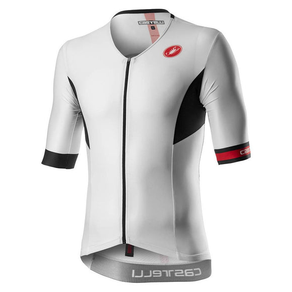 CASTELLI FREE Speed SS Top Mens - White 2020