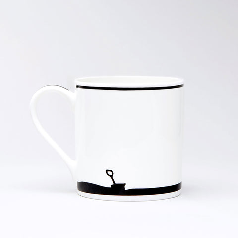 Seaside Rabbit Mug