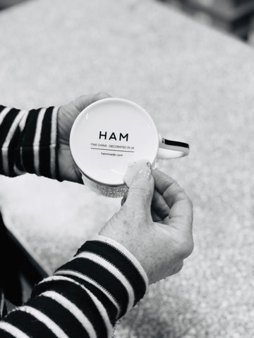 Behind the scenes: HAM Mugs