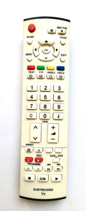 TV Remote Control Panasonic Replacement for EUR7651030A