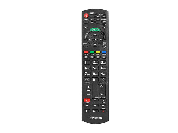 TV Panasonic Remote Control Replacement for Panasonic N2QAYB000752