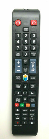 TV Samsung Remote Control Replacement BN59-01178B for Samsung UE40H6240A Smart TV Replacement BN5901178B