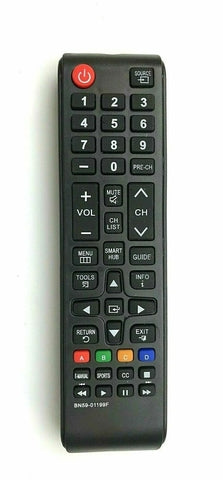 TV Samsung Remote Control Replacement for Samsung AA59-00786A AA5900786A Smart 3D Button