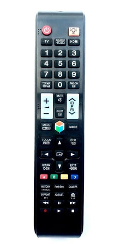 Replacement New Remote Control For Samsung 3D SMART TV WORKS 2008 -2016 MODELS tv remote control replacement uk shop perfectremote