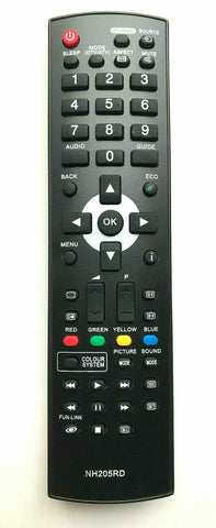 TV Remote Control Funai NH205RD  39FL753P/10 Replacement