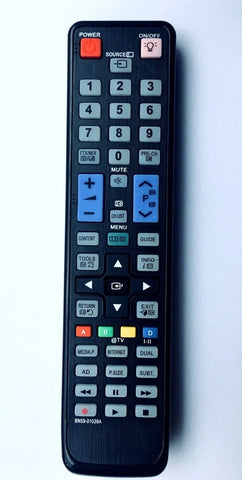 TV Samsung Remote Control Replacement for Samsung BN59-01039A BN5901039A