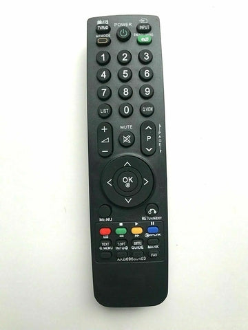 TV LG Remote Control Replacement for TV LG AKB69680403 FOR LG 19LH2000ZA