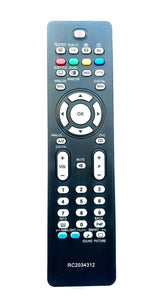 New Replacement Remote Control PHILIPS RC2034312 , RC2034312/01 AMBILIGHT uk perfectremote shop