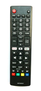 TV LG Remote Control Replacement for TV LG AKB75095307 4K UHD Netflix button Smart TV