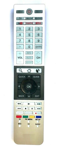 New Replacement Remote Control for Toshiba CT-8541 30101774 RC42150P Smart TV Perfect Remote shop UK