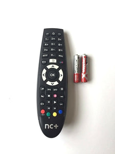 Remote Control Pilot mini N NBox+NC+ turboBOX+ mediaBOX Remote Control Dekoder + baterie perfect remote uk shop