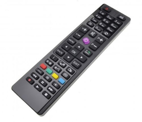 New Replacement Remote Control HITACHI RC4862  compatible with: TVF40N525T, TVF-40N525T, TVF48P525T, 43P525T, TVF22P266T perfectremote uk shop