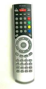 TV Technika Remote Control Replacement for Technika Beko LCD RC-D3-03 XFA187R AEG Horizon
