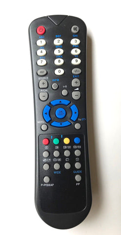 New Replacement Remote Control Technika RC1055. Perfect Remote Uk shop