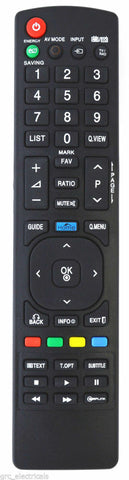 TV LG Remote Control Replacement for TV LG AKB72914202 AKB72915246 AKB72915244