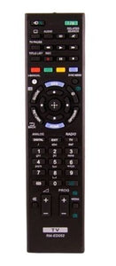 TV Sony Remote Control Replacement for Sony RM-ED052 RMED052 2014 - 2016
