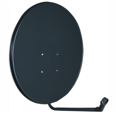Satellite Dish 80cm For SKY PLUS HD Freesat Hotbird Polsat NC+ Universal Zone 2 perfect remote uk shop