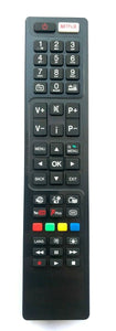 New Replacement Remote Control for Hitachi RC4848F Netflix button RC 4848F Shop UK Perfectremote