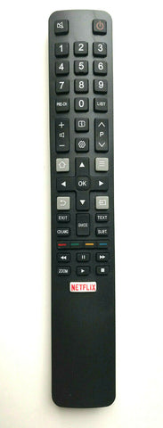 TV Replacement Remote Control TCL RC802 compatible with: 55UC6406 65UC6596 55US6106 43US6016 55X9006 U65X9006 55DP660 65DP660 50DP660 U55C7006 U65C7006 U75C7006 32S6000S 40S6000FS 43S6000FS, 65PD600 perfectremote uk shop