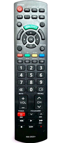New Replacement Remote Control PANASONIC N2QAYB000504.