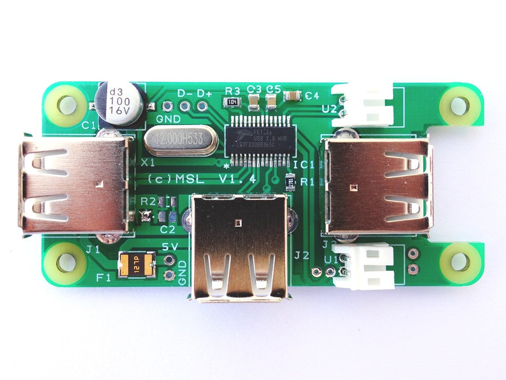 New Product : USB Hub for Raspberry Pi Zero