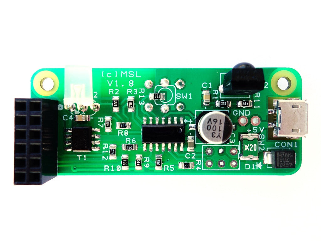 RemotePi Board for Pi 2 and Pi 1 B+