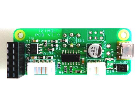 RemotePi Board for Pi 2 and B+ (External IR and LED)