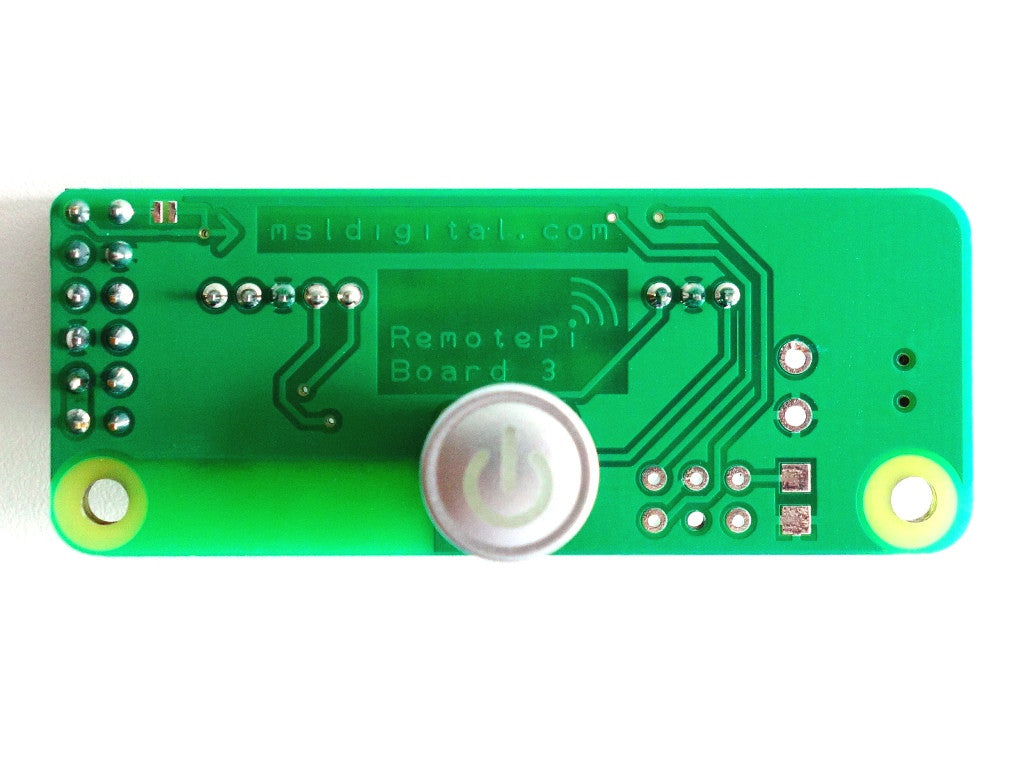 RemotePi Board for Pi 3B and B+ (External IR and LED)