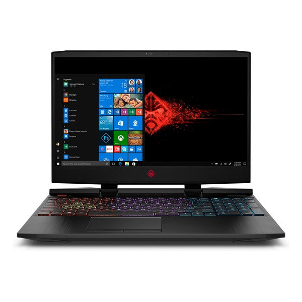 "Gaming Laptop HP 15-DC1030NS 15,6"" i7-9750H 16 GB RAM 1 TB + 512 GB SSD Zwart"