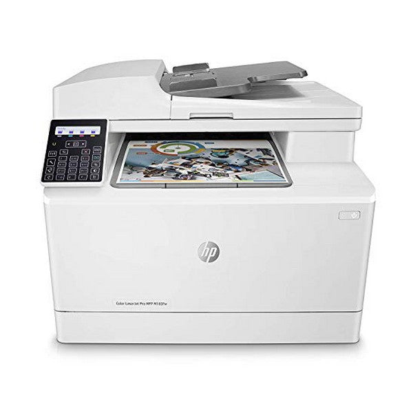 Laserprinter HP LaserJet Pro 7KW56A 16 ppm WiFi Wit