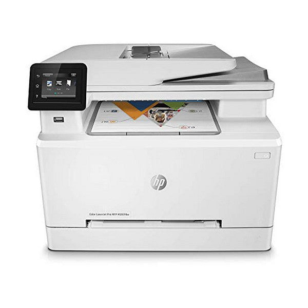 Laserprinter HP LaserJet Pro 7KW75A 21 ppm WiFi Wit