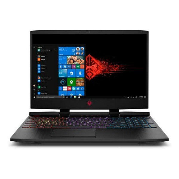 "Gaming Laptop HP Omen 15-DC1043NS 15,6"" i7-9750H 16 GB RAM 1 TB SSD Zwart"