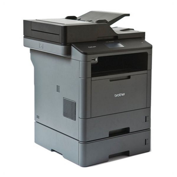 Multifunctionele Printer Brother DPC-L5500DNLT 40 ppm LAN Grijs