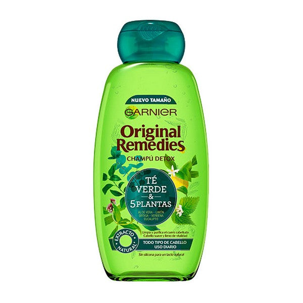 Revitaliserende Shampoo Original Remedies Garnier (300 ml)