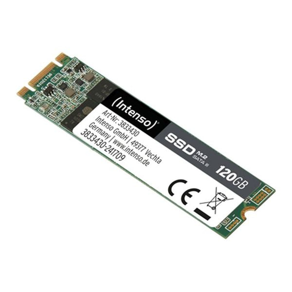 "Hard Drive INTENSO 3833430 120 GB SSD 2.5"" SATA III"