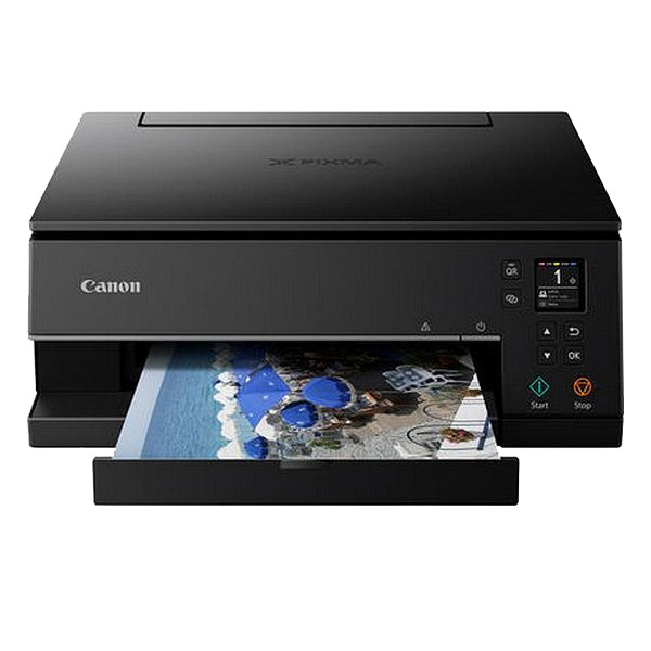 "Multifunctionele Printer Canon Pixma TS6350 1,44"" OLED 15 ipm 1200 dpi WiFi Zwart"