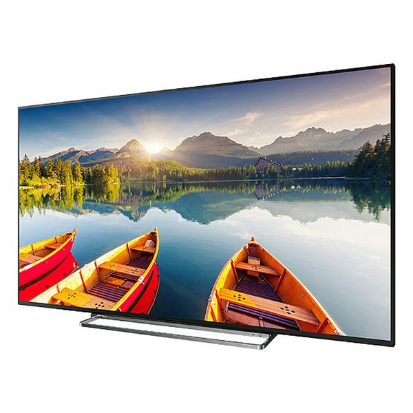 "Smart TV Toshiba 55L5A63DG 55"" 4K Ultra HD DLED WiFi Zwart"